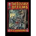 Affiche anniversaire The Ecstasy of Films - Numéro 2  - Illustration Paskal Millet
