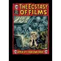 Affiche anniversaire The Ecstasy of Films - Numéro 1 et 2  - Illustration Paskal Millet